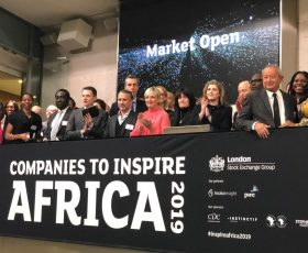 """Paystack, BudgIT, 7 Other Nigerian Companies Make London Stock Exchange Group's """"Companies to Inspire Africa"""" List for 2019"""