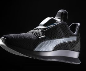 Global Tech Roundup: Nike and Puma to Launch Self-Lacing Sports Shoes