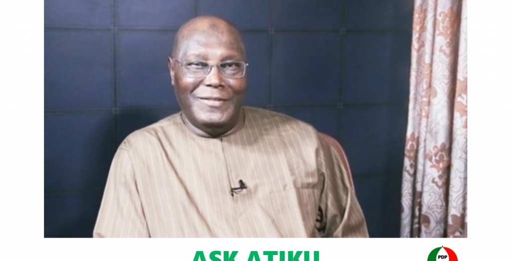 This AI-Powered Video Technology Allows You Ask PDP's Atiku Abubakar Any Question!