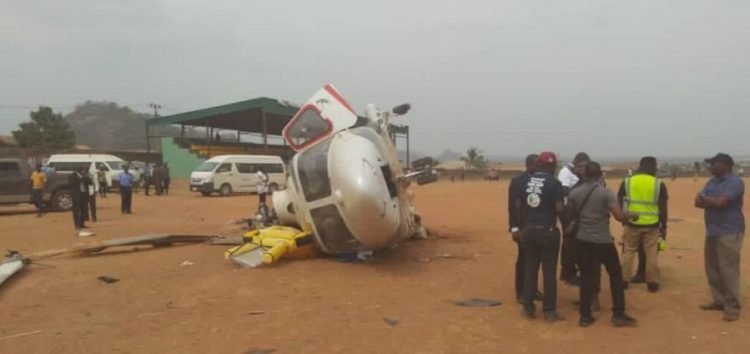 Osinbajo Survives Helicopter crash, ASUU Calls off Strike and Other News that Hit Social Media this Week
