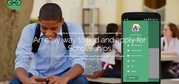 Nigerian Edtech Startup, ScholarX to Pitch at the 'Next Billion' Edtech Prize Finals in Dubai