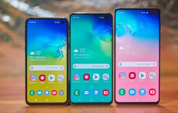 Samsung Unveils Galaxy Fold, S10, S10E, and S10+ at S Series 10th Anniversary
