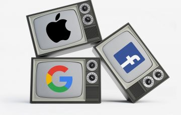 How Big Tech Companies Are Now Disrupting the TV Broadcasting Industry