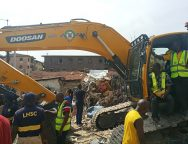 You smell Nice, Lagos Building collapse, and other Trending Stories on Social Media Last week