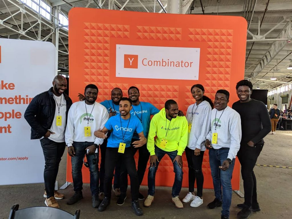 Four Nigerian Startups Pitch At YCombinator W2019 Demo Day