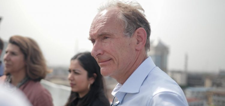 Internet Inventor Tim Berners Lee Visits Lagos to Mark 30th Anniversary of the World Wide Web