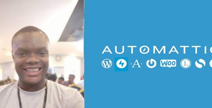 Nigerian UX Designer Gideon Oladimeji Joins Automattic as Product Designer