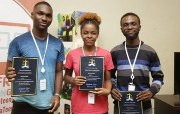 Three Unilag Students Emerge Winners of the UN Hackathon4Justice Competition