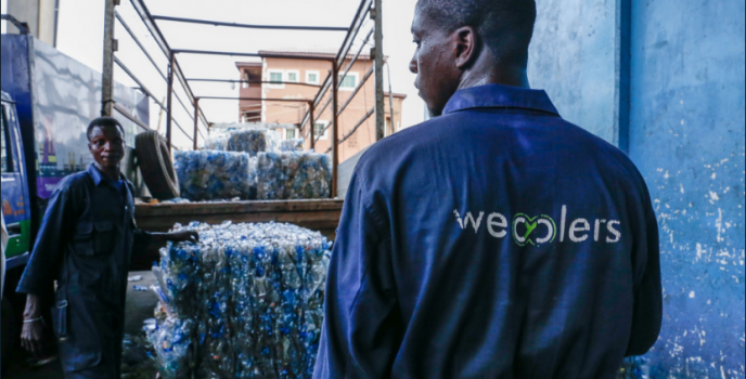 Recycling Startup, Wecyclers to Get N81.4 Million After Winning King Baudouin Foundation's African Development Prize