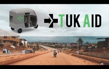 As Tricycle Ambulance Startup, Tukaid is Set to Launch in Nigeria, Just how Ready does it Need to Be?