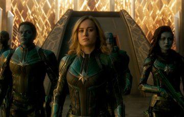 Captain Marvel Rakes N175m as Nigerians Spend N434.4m at Cinemas in March