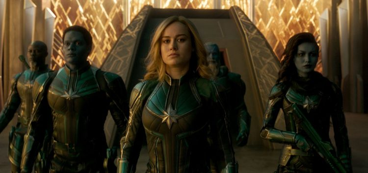 Captain Marvel Rakes N175m as Nigerians Spend N434.4m at Cinemas in March