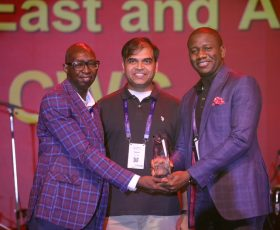 CWG Emerges Infosys 'Business Alliance Partner of the Year' for the Middle East and Africa