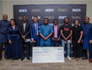 Wesabi's Murtala Sani Emerges ARM DAAYTA 2019 Award Winner, Gets 12m Prize