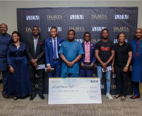 Wesabi's Murtala Sani Emerges ARM DAAYTA 2019 Award Winner, Gets 12m Prize