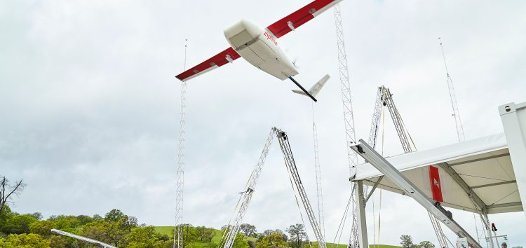 Zipline Launches Drone Medical Delivery in Ghana Today, Nigeria