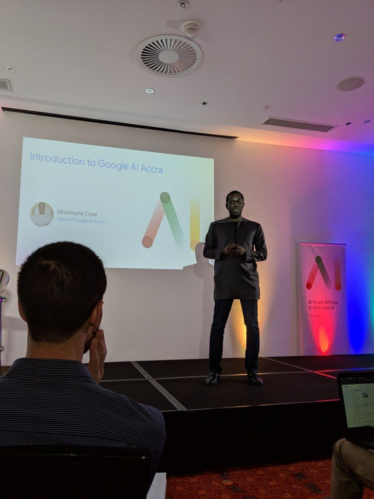 Google Official Launches AI Centre in Accra, Ghana