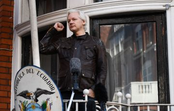 British Police Arrests WikiLeaks Founder Julian Assange as Asylum Status was Withdrawn by Ecuador
