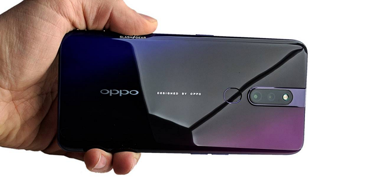 New OPPO F11 Pro to Rival Samsung and Apple Smartphones in Nigeria
