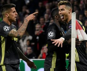 CCT Sacks Onnoghen, Ajax Stun Ronaldo's Juve in UCL Thriller and other Stories Rocking Social Media this Week