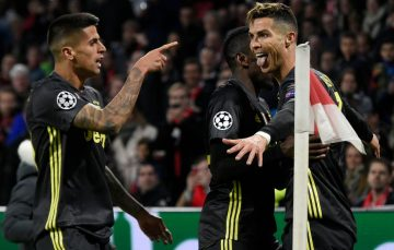 CCT Sacks Onnoghen, Ajax Stun Ronaldo's Juve in UCL Thriller and other Stories Rocking Social Media this Week