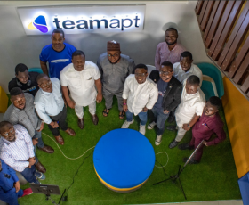 Fintech Startup TeamApt Secures Switching Licence from CBN