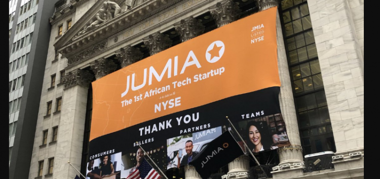 Jumia Successfully Debuts on the Stock Market as its Share Price Soars above $22