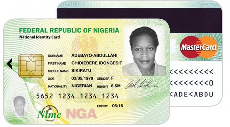Mastercard & Chams Dispute Provides Clues to Why Nigeria's National Identity Card Scheme is Ineffective