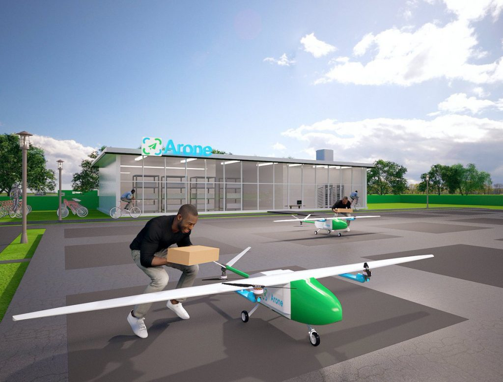 Meet Arone Delivery, the Nigerian Drone Startup That Could Compete With Zipline