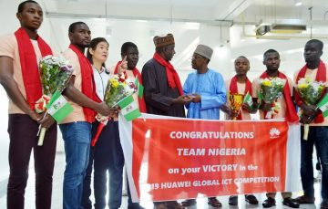 Three Nigerian Students Emerge Winners in the Global Final of Huawei ICT Competition