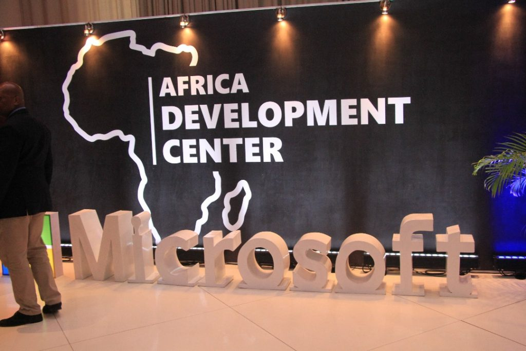 Akin Banuso, country manager for Microsoft Nigeria.