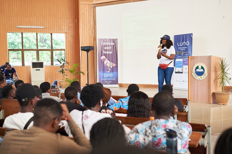 Luno Begins Cryptocurrency Literacy Tour in Unilag