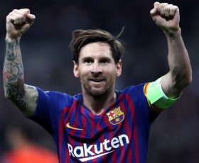 Lionel Messi Masterpiece, Tonto Dikeh's 40 Seconds Revelation and other Stories Rocking social media this Week
