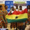 Team of 9 Ghanaian Girls Wins 2019 Robofest World Championship in Michigan