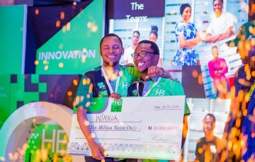 Healthtech Startup, TrepLabs Wins $25,000 Prize Money at HBLabs Maiden Edition