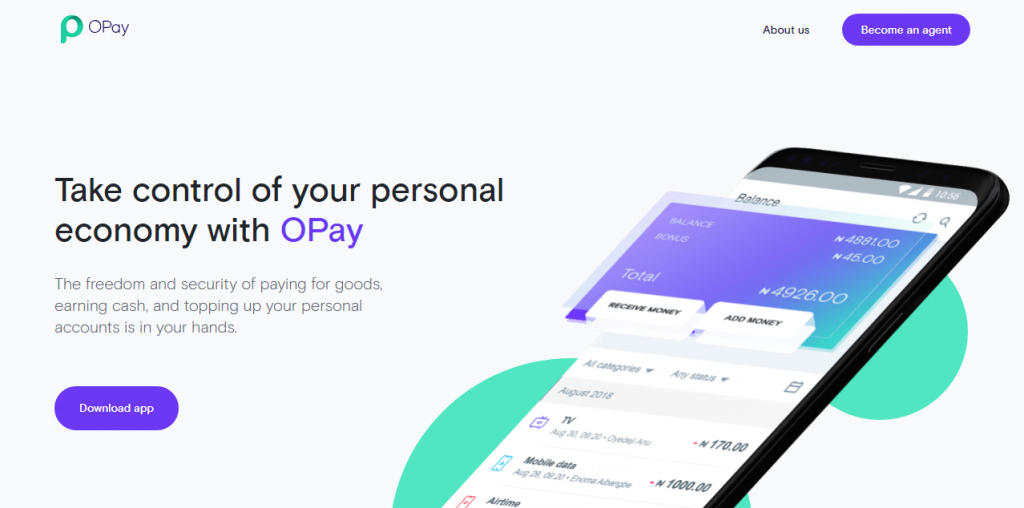 Opera's New OPay Mobile Money Startup Now Has 20,000 Agents in Nigeria