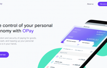 Opera's New OPay Mobile Money Fintech Startup Now Has 20,000 Agents in Nigeria