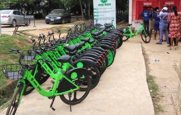 Campus Bicycle-sharing Company, Awabike Expands to Ahmadu Bello University