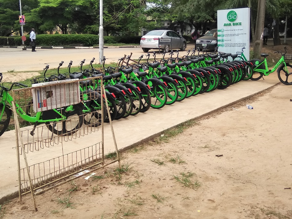 How Awa Bike is Making Life Less Stressful for Students of LASU with Incredibly Cheap and Convenient Smart Bicycles