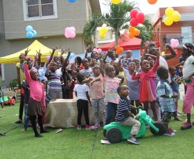 """CWG Plc Observes """"Bring Your Kid to Work Day"""" to Mark the 2019 Children's Day"""