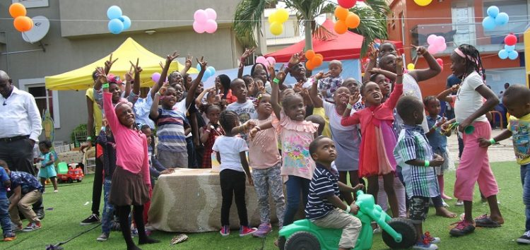 "CWG Plc Observes ""Bring Your Kid to Work Day"" to Mark the 2019 Children's Day"