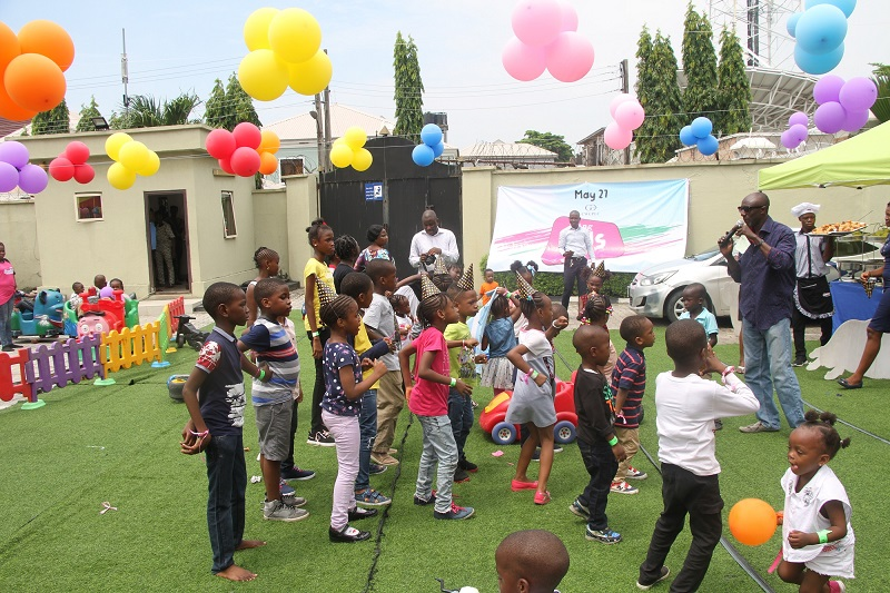CWG Plc Observes Bring Your Kid to Work Day to Mark the 2019 Children's Day Celebrations