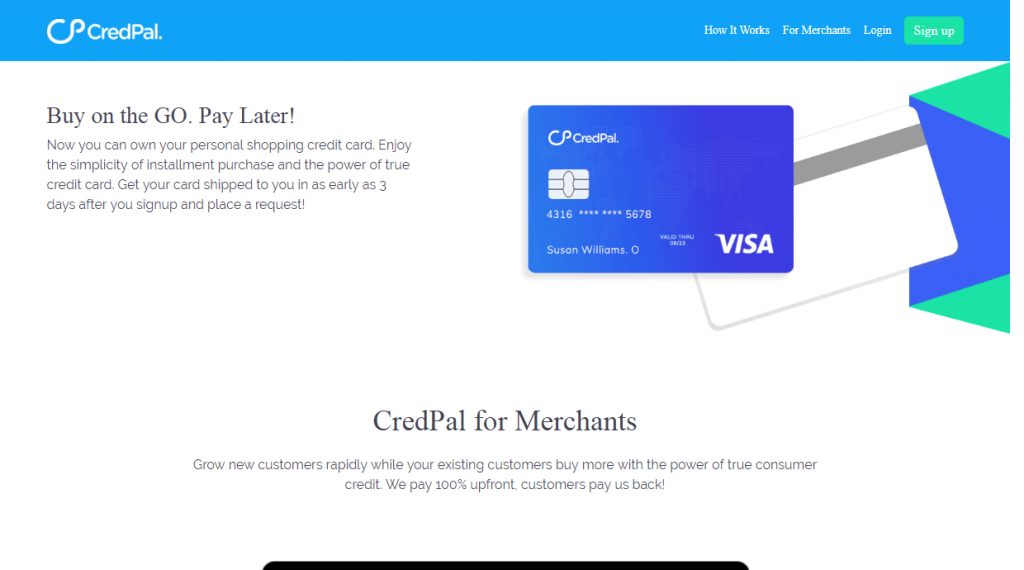 CredPal Could Become Nigeria's Biggest Credit Card Startup