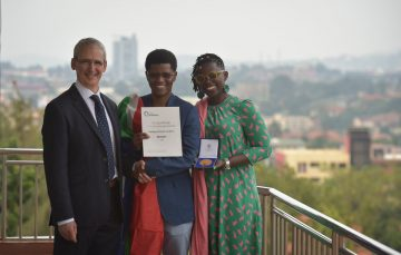 South Africa's PeleBox Wins the £25k Africa Prize for Engineering Innovation Award