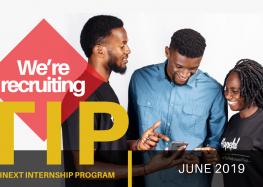 #TIP: Technext Internship Program | June 2019