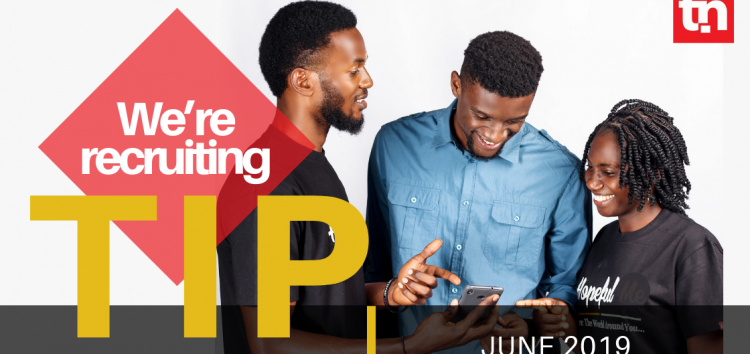 #TIP: Technext Internship Program | June 2019