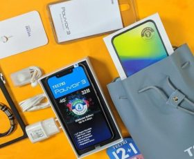 TECNO Pouvoir 3 Smartphone First Impressions: Super Slim Powerhouse With Great Battery Life