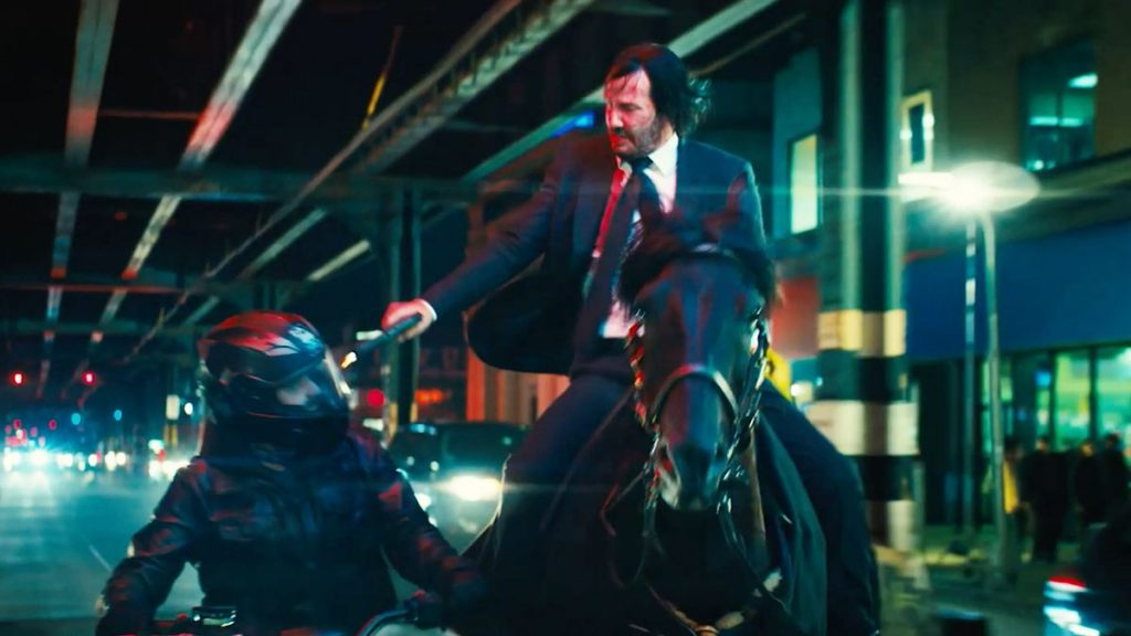 John Wick 3 Grossed N100m From Nigerian Moviegoers in Just Two Weeks in May