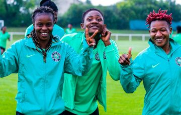 Reactions as Super Falcons Break 20 years World Cup knock out Stage Jinx