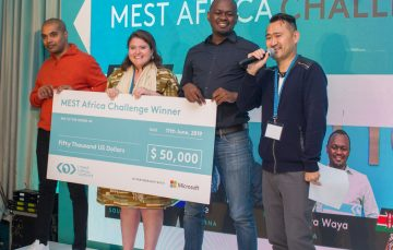 For the First Time, 3 Startups Emerge Winners of the $50k MEST Africa Challenge